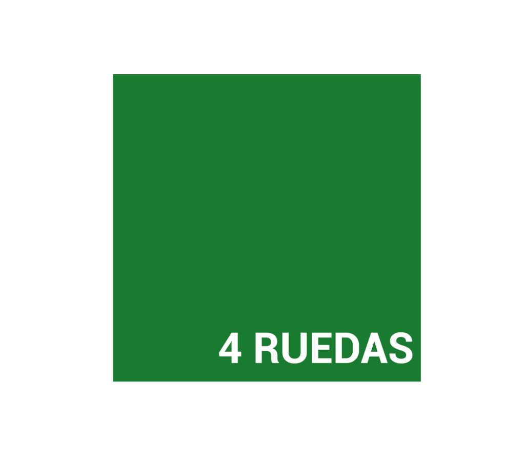4 ruedas - ecologia