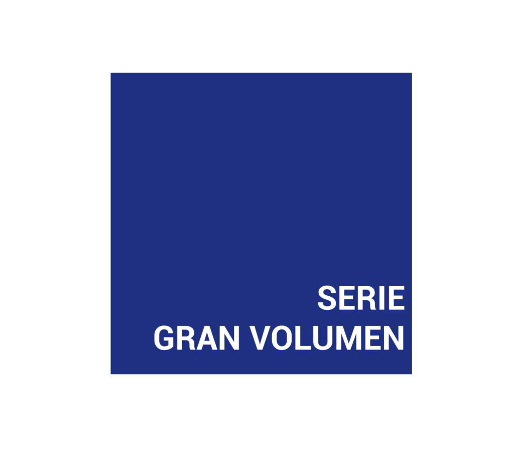 gran volumen - agricultura
