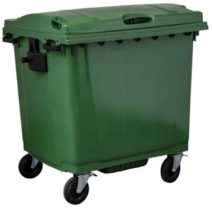 contenedores de basura industriales